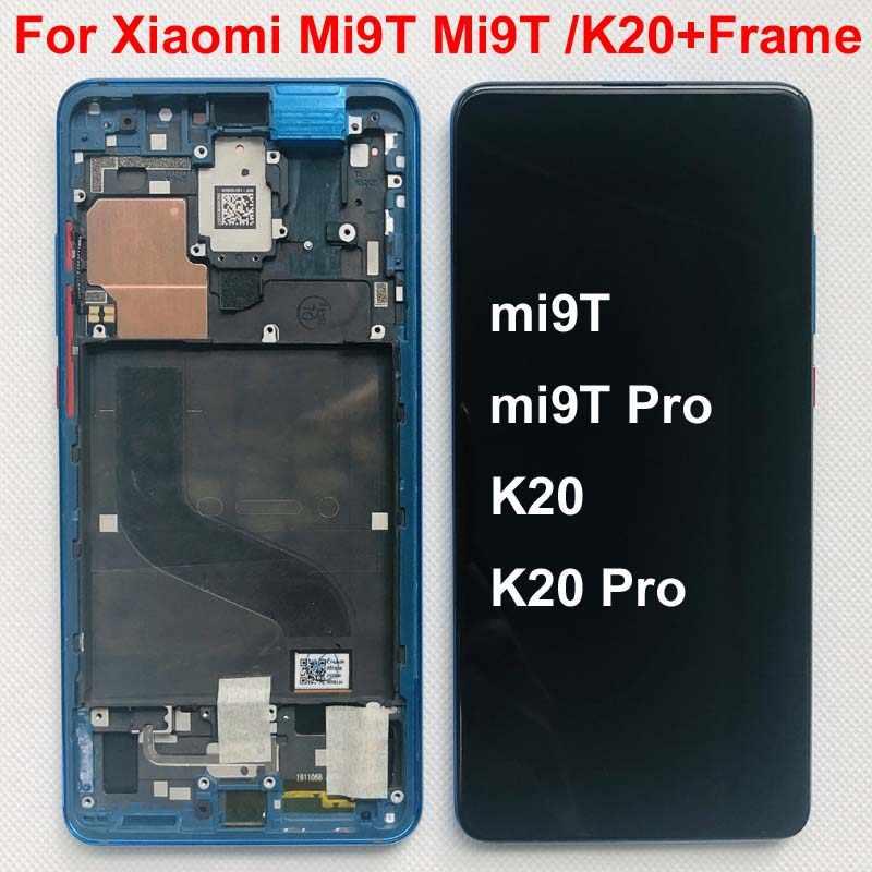 "100% AMOLED Original Full For 6.39"" Xiaomi Mi 9T Pro Mi 9T/ Redmi ..."