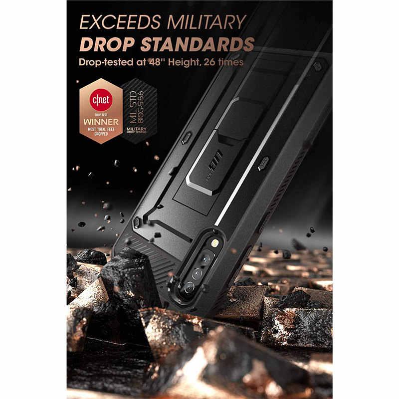 Bảo Vệ SUPCASE Cho Samsung Galaxy A50/A30s (2019) UB Pro Full-Cơ Thể Chắc Chắn Bao Da Ốp Lưng Tích Tấm Bảo Vệ Màn Hình & Chân Đế