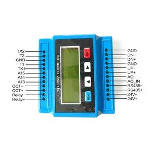 Image 4 - TUF 2000M TS 2(DN15 ~ DN100mm) TM 1(DN50 ~ DN700mm) TL 1(DN300 ~ DN6000mm) ultrasonik modül akış ölçer debimetre
