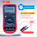 UNI-T Digital Multimeter UT61A/B/C/D/E;AC DC volt current Ohm meter;Capacitance Frequency Diode continuity buzzer Test Data hold