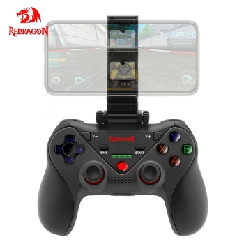 Redragon G812 Wireless Gamepad Bluetooth Gaming Controller Joystick for PC android phone TV box Switch Play Station 4 PS4 ISO 1