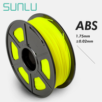1.75mm ABS Filament For 3D Printer And Pen Transpearent Color Explore Children Creation Gadget SL 300 3D Pens ABS Filament