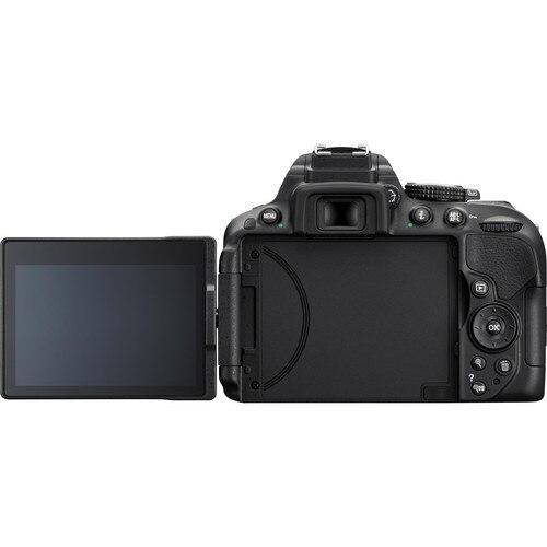 Nikon D5300 DSLR Camera -24.2MP -Video -Vari-Angle LCD  -WiFi  (Brand New) 3