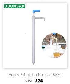 Автоматическая медовая Коллекционная рамка гнездо пчеловод пищевая пластиковая медовая расческа блок пчелиная селезенка коробка инструменты для пчеловодства