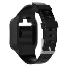 سيليكون استبدال شريط للرسغ حزام (استيك) ساعة ل GolfBuddy صوت GPS صوت 2 جولف GPS/Rangefinder دروبشيب