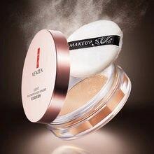 Polvos y base para la cara de ajuste suelto translúcido mate paleta de minerales Polvos Traslucidos Rostro Poudre Rostro Maquillage