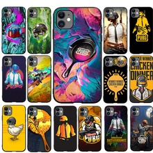 Mobile Phone TPU Case for iPhone 5 5S 6 6S 7 8 Plus X XS XR XS Max 11 Pro Max SE 2020