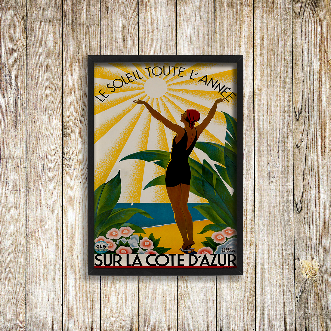 Large Vintage Popular Retro Travel /& Railway Posters Wall Art Prints A1//A2