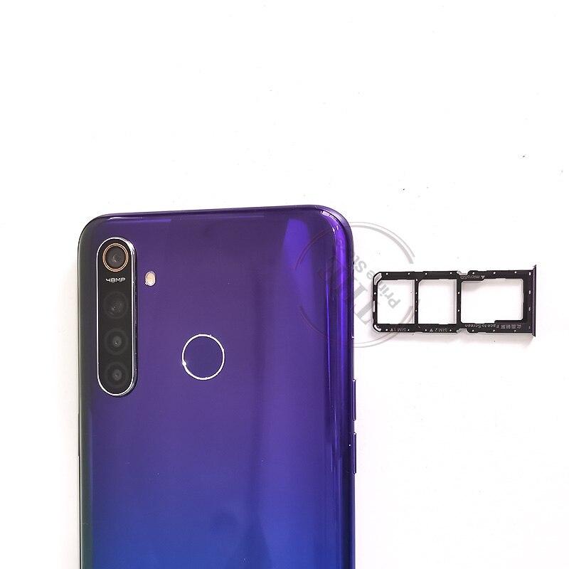 Realme Q 6.3 ''plein écran R 5 pro Snapdragon 712AIE Octa Core étanche Super VOOC 2340 × 1080 5 caméras 48MP visage + empreinte digitale ID - 5