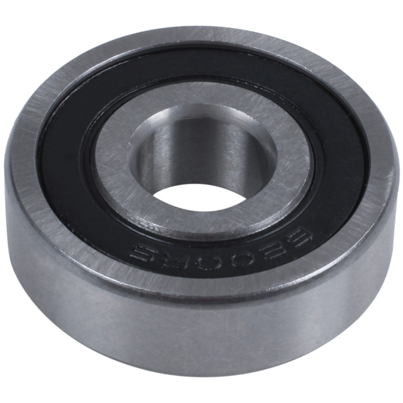 <font><b>6200RS</b></font> Shielded single row deep groove ball bearing 10mm x 30mm x 9mm 2 pieces image