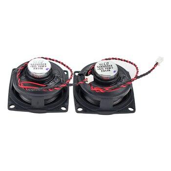2 Inch Midrange Speaker 6ohm 10W Neodymium Magnetic 2pcs 4