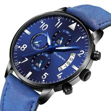 2019 Ultra Thin Watches For Men Men Mili
