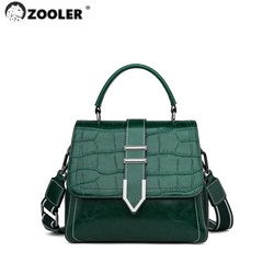 Limited !!! ZOOLER Genuine Leather Bag Women Big Handbags High Quality Natural Leather Tote #sc655