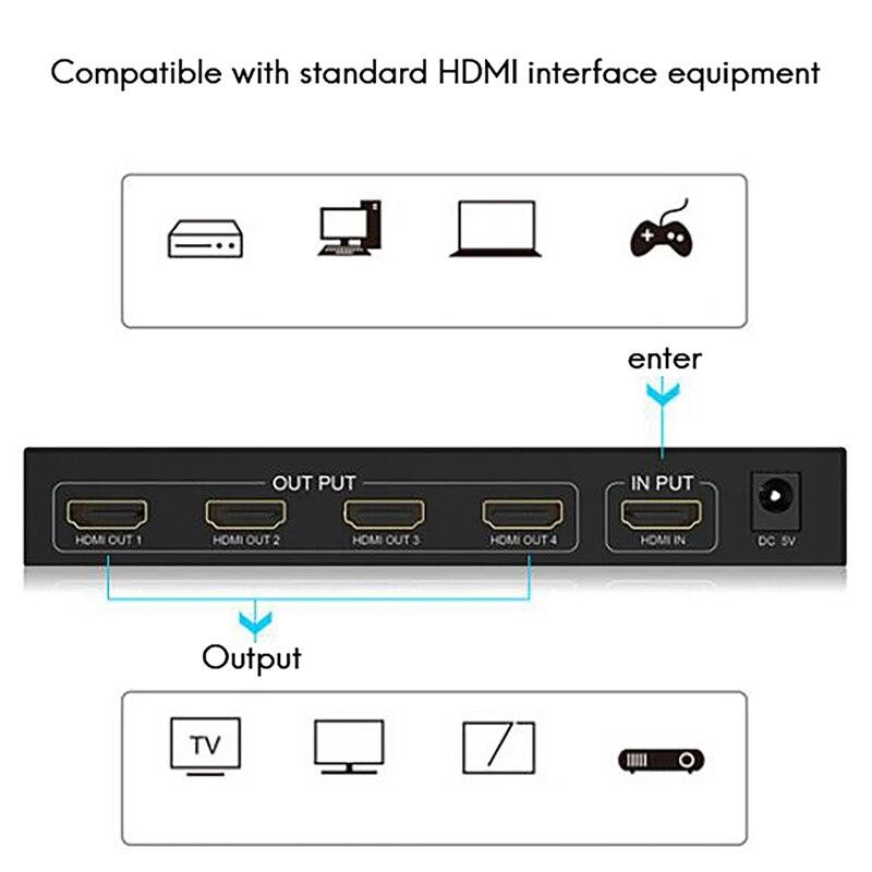 hd 4kx2k60hz suporta hdcp2.2, adequado para o