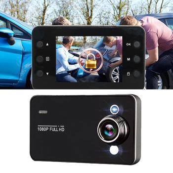 2.4inch LCD Car DVR Black Dashboard Night Vision Camera Recording Dash Loop Recorder Mini DVRs Video Cam R0A6 image