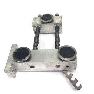 Image 5 - WEDM מוליבדן חוט אטימות רגולטור שלושה מדריך גלגל סוג עבור CNC חוט לחתוך מכונה