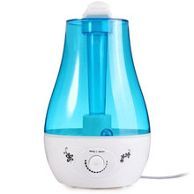 3L Misting Diffuser Ultrasonic Sleeping Aromatherapy Large Capacity Office With LED Lamp Home Essential Oil Air Humidifier(China)