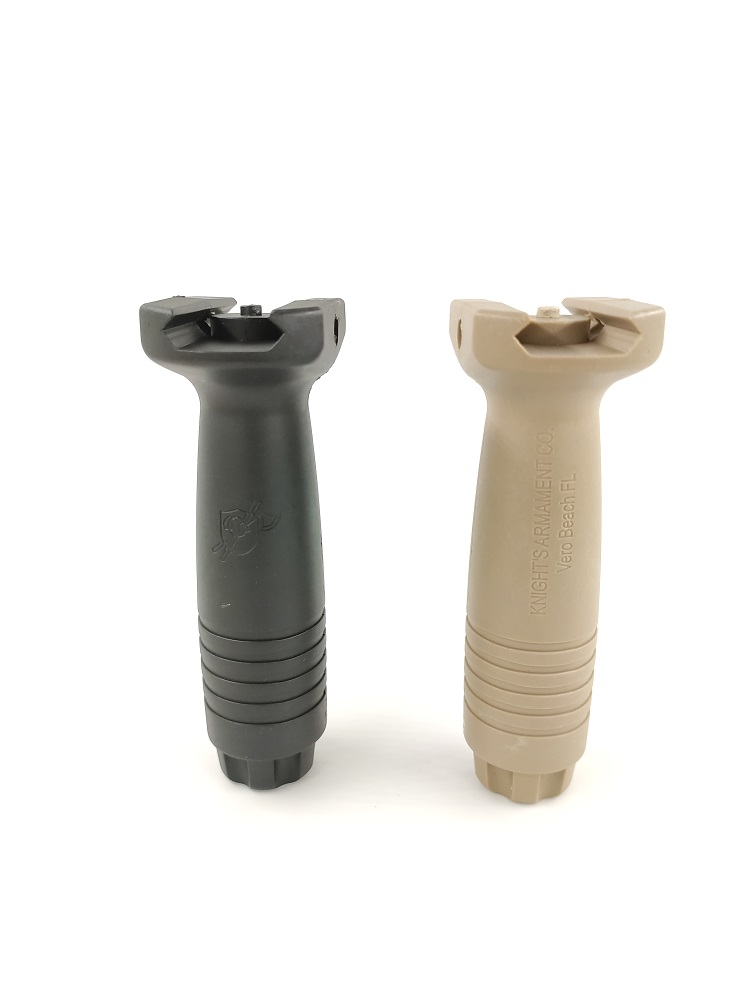 Kublai Nylon MK18 CQBR Engraving KAC Knight Front Grip For Water Gel Ball Blaster AEG Airsoft Handguard Rail System