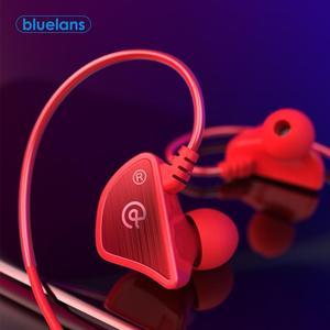 Q3 4-х ядерный Bluetooth наушники Беспроводной наушники стерео наушник спортивный наушник Bluetooth наушники HiFI Басс, гарнитура Hands-free наушники с микрофоном