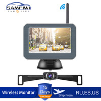 5 zoll AHD Auto Monitor TFT LCD 5