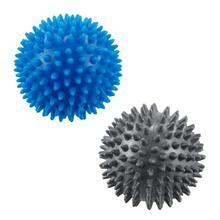 Прочный Массажный мяч Классический Тонкий прочный колючий Массажный мяч триггер точка Спорт Фитнес рука ноги облегчение боли