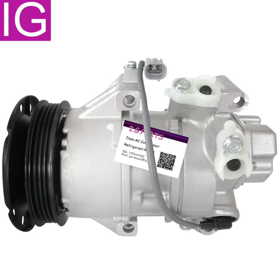 5SER09C For Car auto ac compressor Toyota Yaris 2008 2010 PV4 447260 2333 8832052010 447220 9610 447220 8465 447260 2334 in Air conditioning Installation from Automobiles Motorcycles
