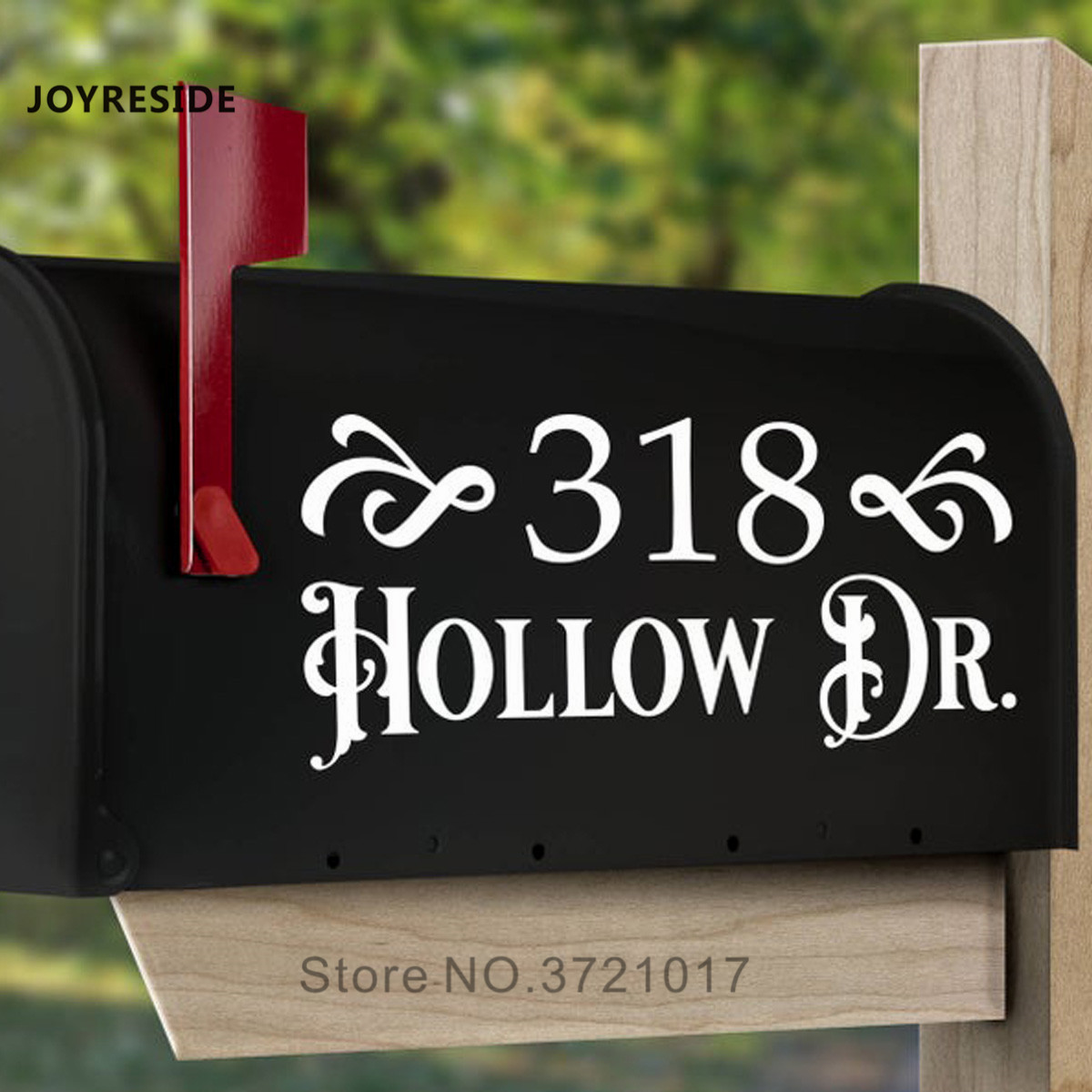 2 sets Numbers for Mailbox Door Decal Vinyl Letters Custom DIY /& Save White Black Blue Vinyl Letters Home Decor Outdoor Sticker House Mail