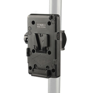 Image 5 - BP Battery Back Pack Adapter V lock Mount Plate for Sony D Tap DSLR Rig External