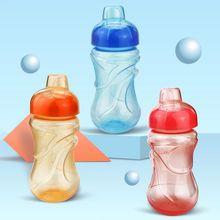 280ML Baby Feeding Bottle Leak Proof Toddler Weaning Drinking Cups with Handle N84E baby led weaning