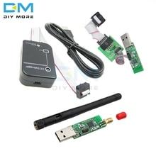 CC отладчик CC2531 Zigbee CC2540 анализатор беспроводной Bluetooth 4,0 ключ захвата Плата USB программист модуль загрузчик кабель