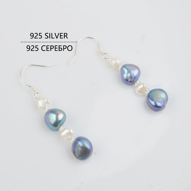 Hd09c4f6b900e43bdac17b96bb9e094a0q ASHIQI Natural Baroque pearl Jewelry Sets Real Freshwater Pearl Necklace Bracelet 925 Sterling Silver Earrings Women New Arrival