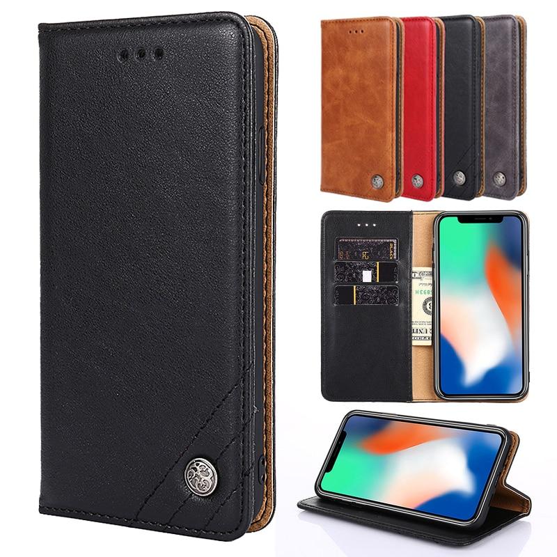 Wallet Flip Case For LG Stylo 5 4 3 Plus K40 K50 Q60 Leather Cover For LG G8 G8S V50 V40 Thinq V30 V20 V10 X Power 2 Case Coque