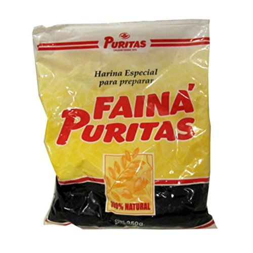 Pizza Di 'farina Di Ceci' Puritas Faina Mix 250 Gr