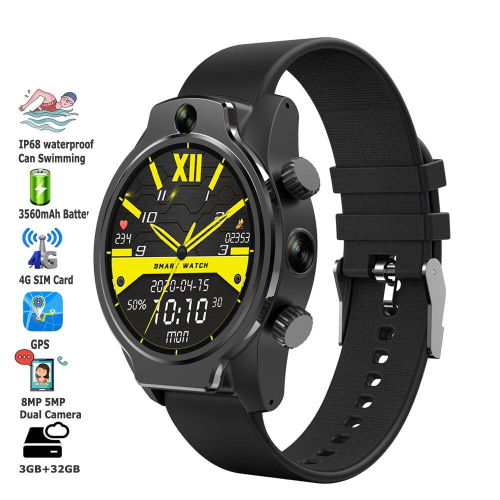 4G Smartwatch Waterproof Swimming Men Women  1