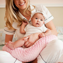 Подушка для кормления новорожденных, младенцев, грудного вскармливания, чехол для кормления, модель для кормления, моющийся чехол, подушка для ухода за младенцем