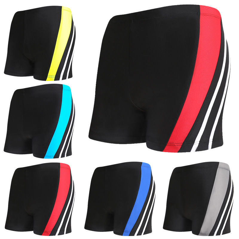 MEN'S Swimming Trunks Summer Multi-color Selectable Men Diving Swimming Suit Beach Holiday Casual Swimming Trunks Yk761901