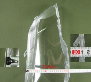 Image 5 - For BMW X5 E70 E71 2007 2008 2009 2010 2011 2012 2013 Headlight Cover Shade Headlamp Shell Lampshade Lens Glass
