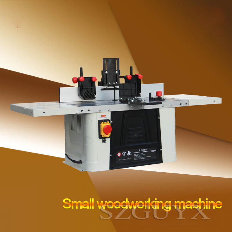 Деревообрабатывающий фрезерный станок деревообрабатывающий станок Настольный обрезной станок Электрический деревообрабатывающий и складной гравировальный станок - 3