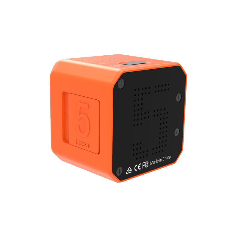 Runcam 5 Orange NTSC / PAL Switchable Design For Racing FPV With WIFI Connection RUNCAM5 With Free TPU Brackets