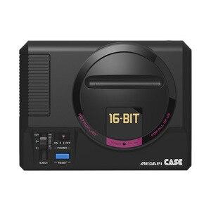 Image 2 - التحديثية MEGAPi CASE M لتوت العليق بي 3 نموذج B زائد الكلاسيكية وحدة تحكم USB م مروحة خافضات الحرارة محول الطاقة ل ريتروبي