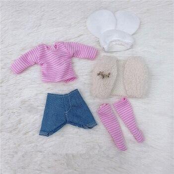 Одежда для шарнирных кукол 30 см. 2