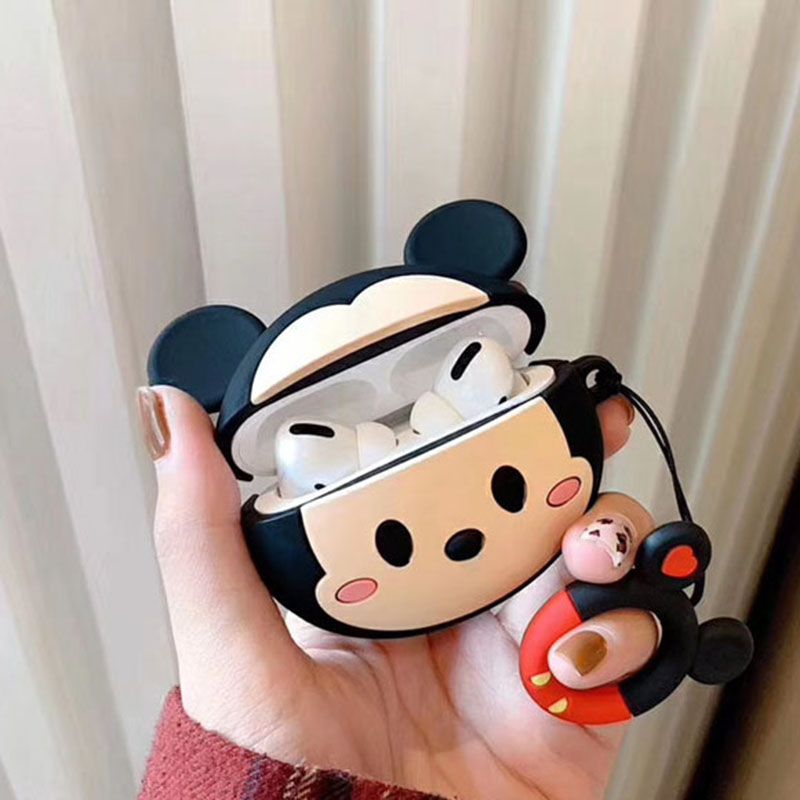 Cute 3D Silicone Case for AirPods Pro 156