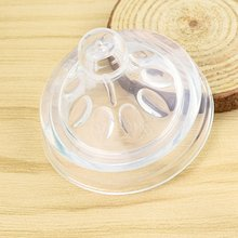 Младенческая силиконовая соска нетоксичные безопасные детские соски в виде материнской груди прозрачный мягкий простой инструмент для кормления детей