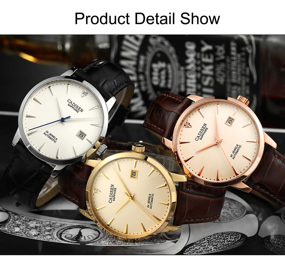 Hd09fb80b90784dec8d744693cc18ba5be CADISEN Men Watches Automatic Mechanical Wrist Watch MIYOTA 9015 Top Brand Luxury Real Diamond Watch Curved Sapphire Glass Clock