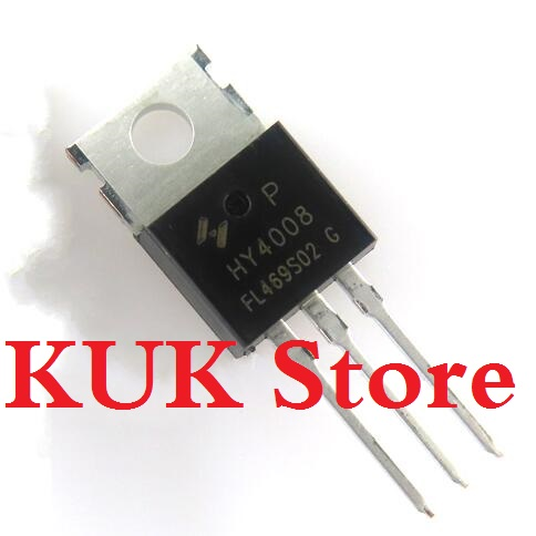 Real 100% Original NEW HY4008 P HY4008P MOSFET 80V 200A TO-247 10PCS/LOT