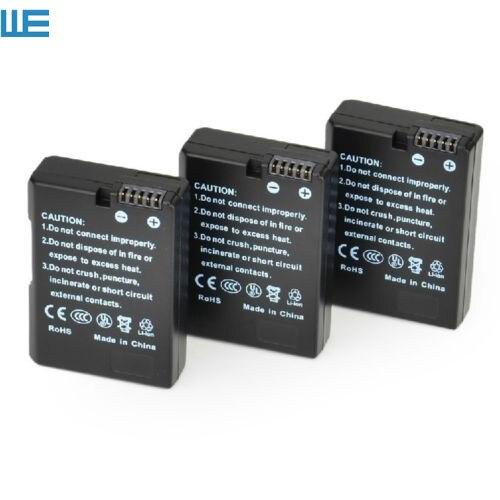 EN-EL14 EN-EL14a ENEL14 EL14 EL14A 1500mah Battery for Nikon D5600 P7700 P7100 D3400 D3500 D5300 D5200 D3200 D3300 D5100 D3100