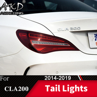 Tail Lamp For Benz W117 2014 2019 CLA180 CLA200 CLA300 LED Tail Lights Fog Lights Daytime Running Lights DRL Cars Car Accessory