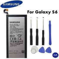 Samsung Originale EB-BG928ABE Batteria EB-BG920ABE Per La GALASSIA S6 SM-G920 G920F S6 bordo Più SM-G9280 EB-BG925ABE S6 Bordo G925F