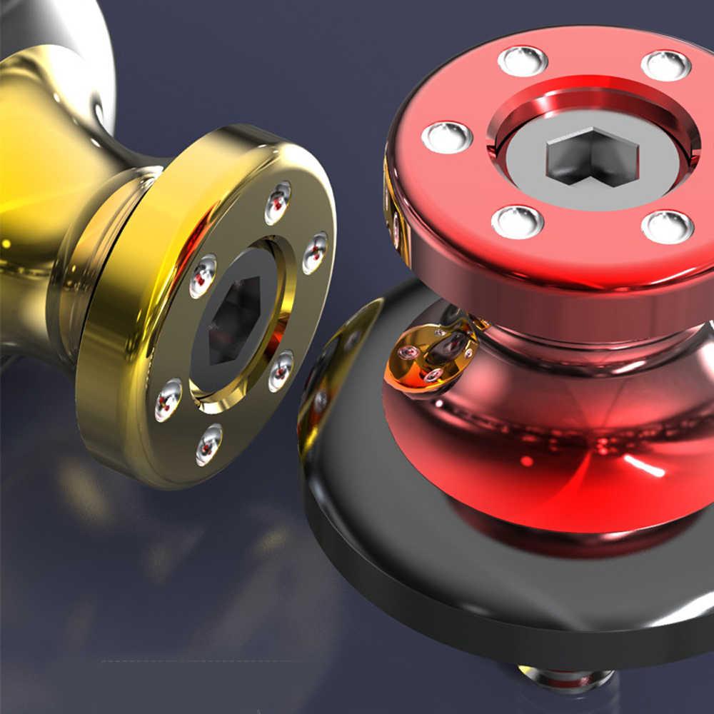 6mm 8mm האוניברסלי אופנוע זרוע מתלת סלילים מחוון לעמוד בורג ברגים עבור ימאהה mt 07 09 YZF R1 R3 r6 fz1 fz6 FZ09 r125 R25 R3