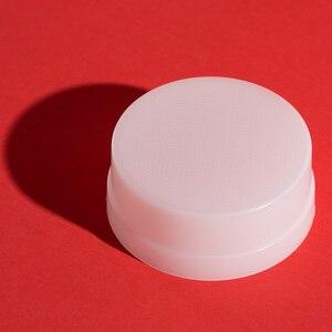 Image 3 - Godox V1 V1 C V1 N V1 S V1 F V1 O V1 P Flash Speedlite Blanc Bleu Jaune Diffuseur Doux Boîte